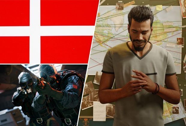 Rainbow Six Siege Operators News: New Danish and US operators gadgets leaked