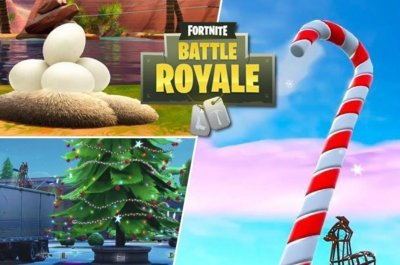 Waterside Goose Eggs Fortnite Map Is Fortnite Battle Royale Rated E