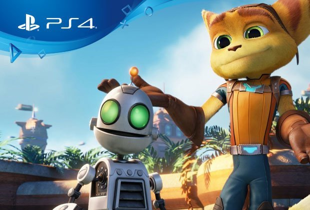 PS4 Game News: More Ratchet and Clank 'coming to PlayStation 4' before PS5 launch