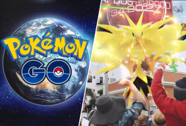 Pokemon GO UPDATE: Legendary Raids are here as EPIC new ...