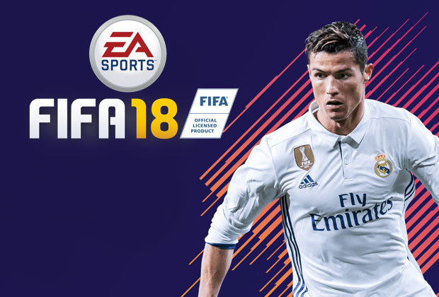 Image result for FIFA 18 PS4