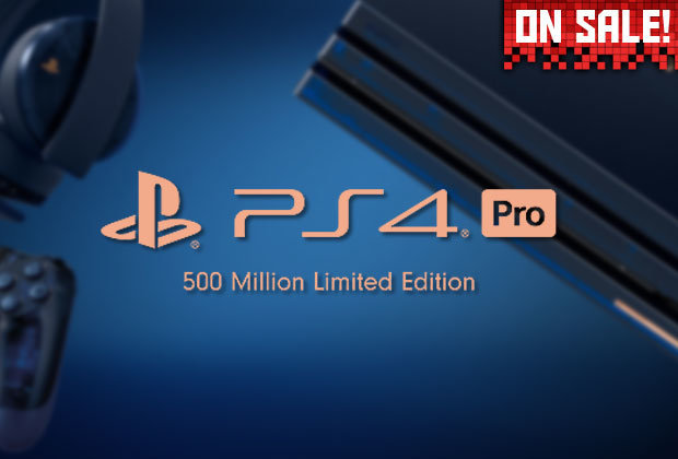 PS4 Pro Pre Orders How To Buy The 500 Million Limited Edition PlayStation And DualShock 4 PS4