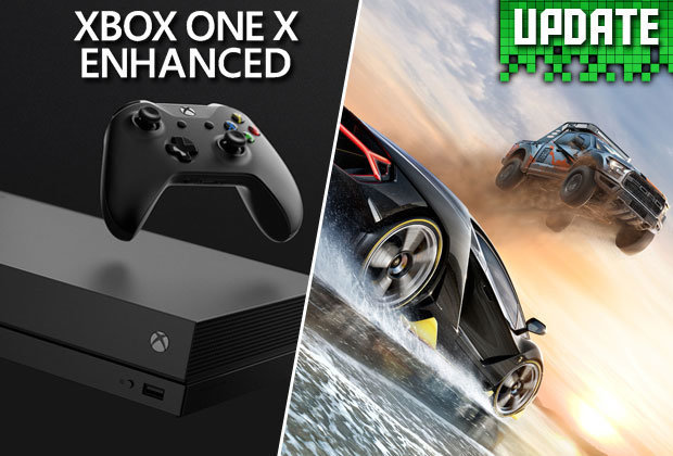Xbox One X Games News  4K Enhanced games list updates now include     Xbox One X Games News  4K Enhanced games list updates now include Forza  Horizon 3