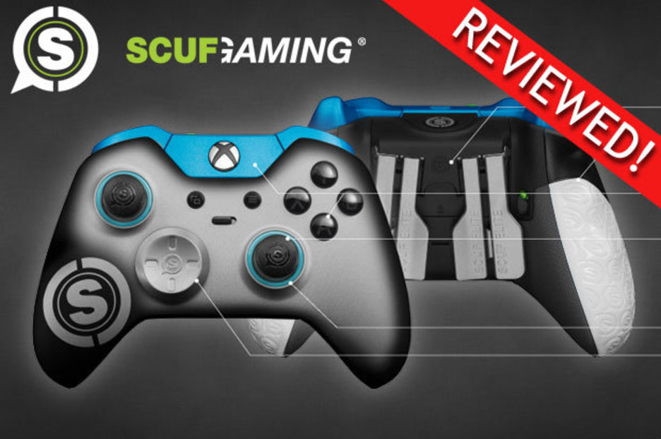 SCUF Gaming Elite Controller Review Superb But