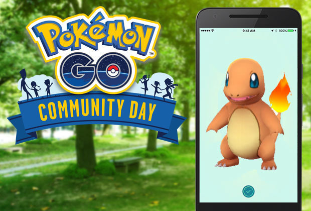 Pokemon GO Community Day May UPDATE: Charmander next to headline shiny event in 2018