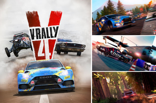 V-Rally 4 release REVEALED: Off-road racing game returns on PS4, Xbox and Nintendo Switch