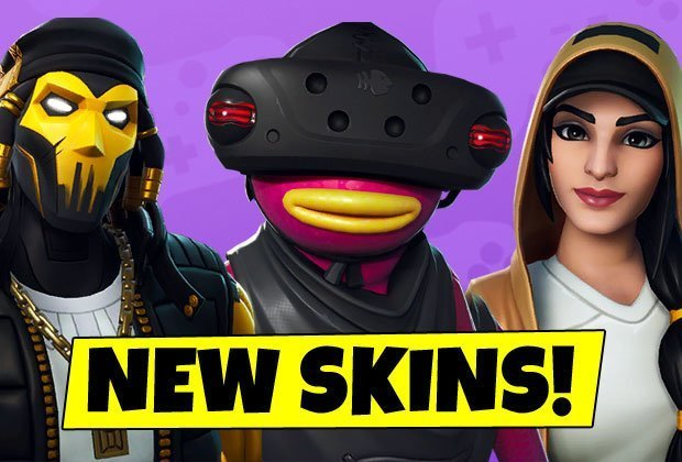 Fortnite Patch V5 30 Data Mine Reveals New Skins Weapons And