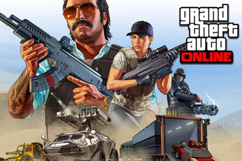 GTA 5 Online Update Gunrunning Release Date Trailer
