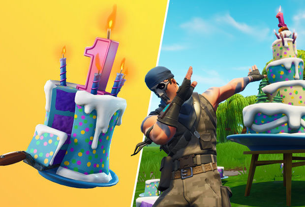 Birthday Cake Fortnite Map Locations COUNTDOWN  Cake challenge ENDS     Fortnite Birthday Cake Locations  The Birthday Cake challenge ENDS SOON in  Battle Royale