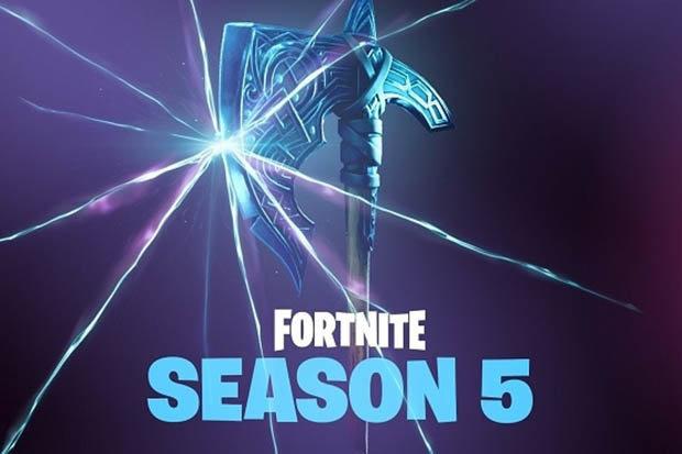 Fornite season 5 Battle price cost