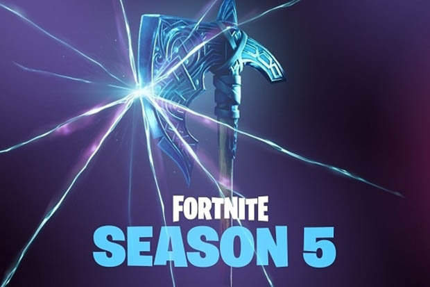 Fornite season 5 Battle price cost