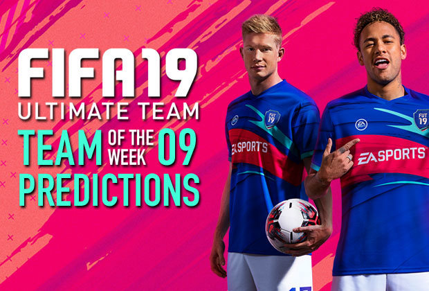 FIFA 19 TOTW 8 COUNTDOWN: Team of the Week Ratings, new FUT cards, Ultimate Team latest