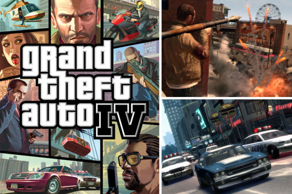 GTA IV Is Backwards Compatible On Xbox One Along With