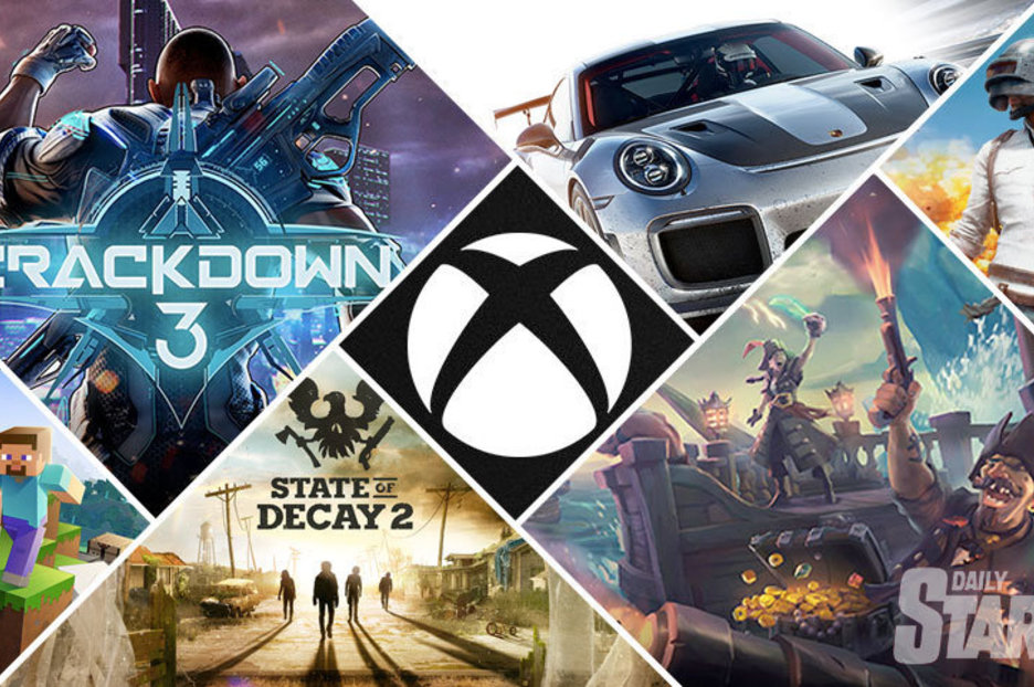 Xbox One X FULL Games List REVEALED Anthem Crackdown 3