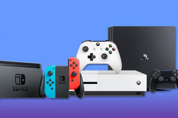 The new PS4, Xbox One, PC and Nintendo Switch gaming rival ...