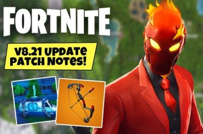 Fortnite Update 830 Patch Notes Delayed 8 30