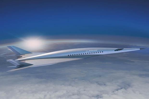 Conceito hipersônico de Boeing