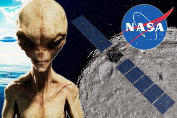 Alien news: NASA extraterrestrial evidence as 'ocean ...