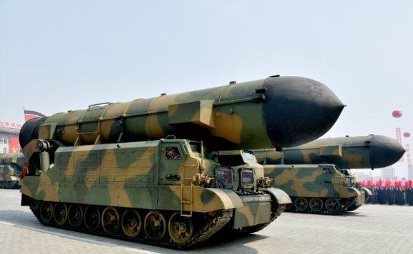 North Korea: Kim Jong-un's 'biggest ever' missile test ...