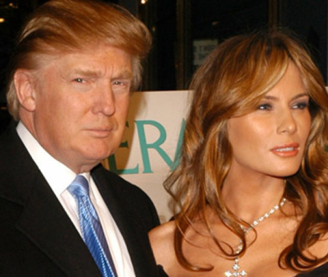 Melania And Donald Step Out In Public As The Ex Model Reveals More Than Intended