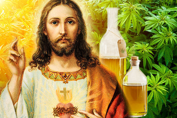 Does cannabis oil explain Jesus' miracles?