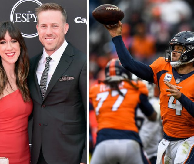 Case Keenum To Turn Broncos Season Around Tonight Heres His Stunning Wife