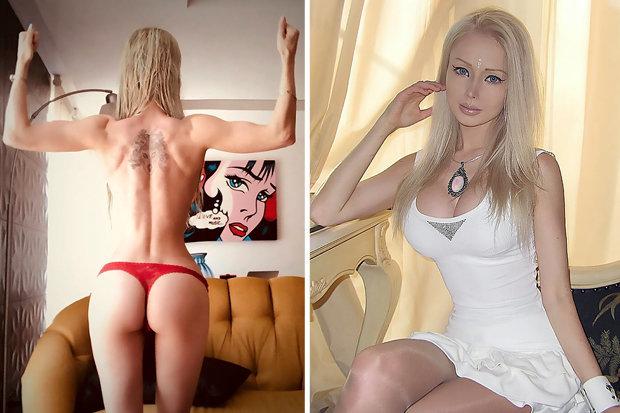 Valeria Lukyanova Instagram