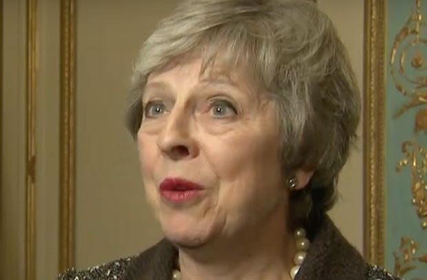 theresa may no confidence vote brexit