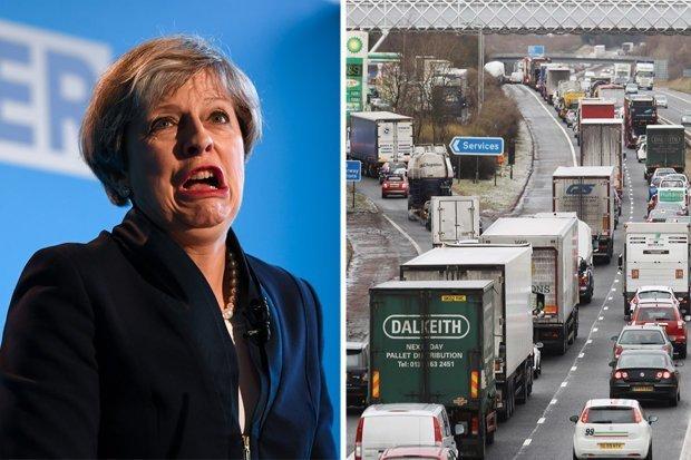 brexit news no deal dead bodies dover lorry park kent council matt hancock