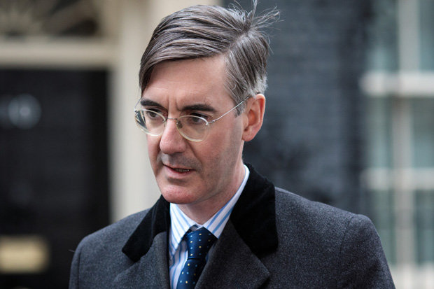 Jacob Rees Mogg