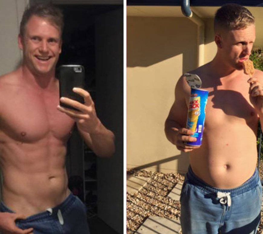 Fitness Couple Sharny And Julous Gain Weight In Bid To Shed It All Again With Fans Daily Sta