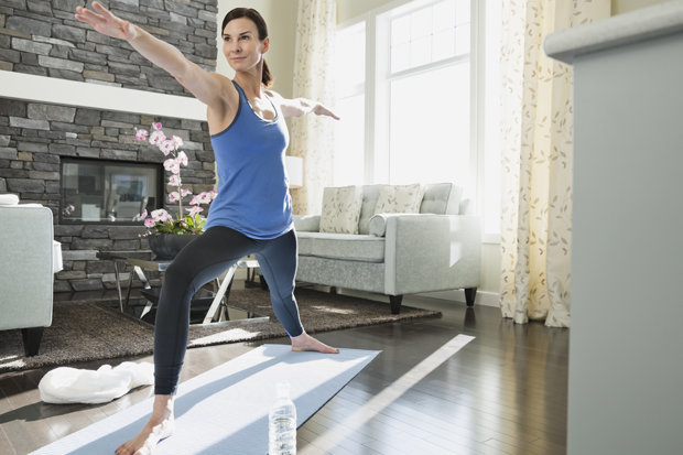 Image result for exercise at home