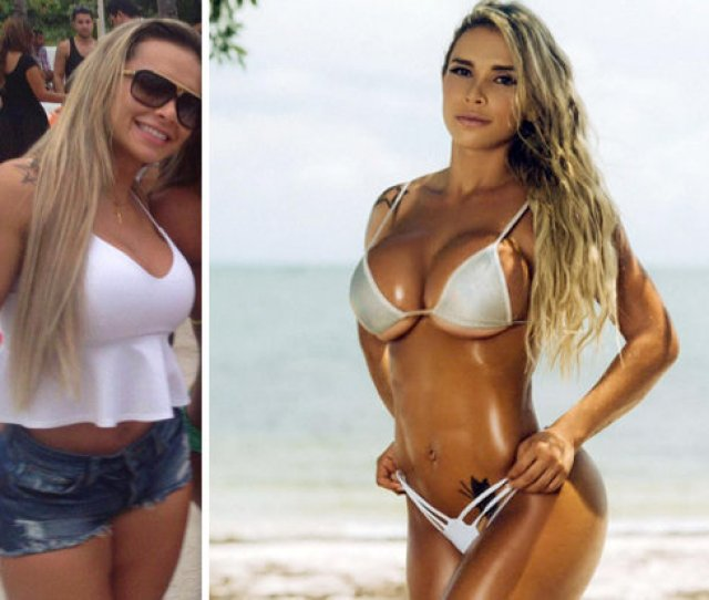 Rafaela Ravena Before And After Weight Loss