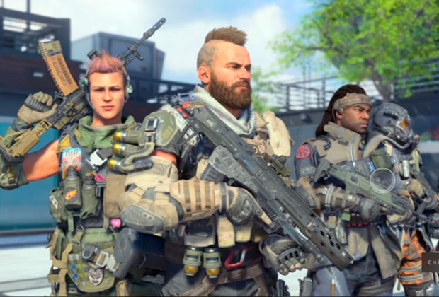 Black Ops 4 Blackout BEST GUNS: Les meilleures armes de Call of Duty pour PS4 et Xbox Battle Royale