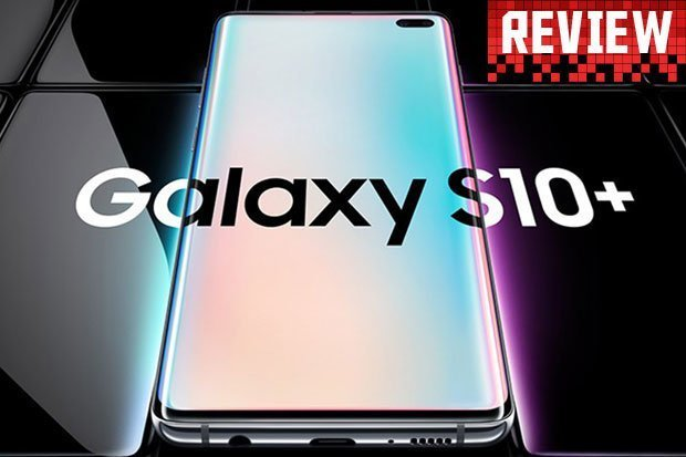 Samsung Galaxy S10 Plus REVIEW: Android smartphone is best in class, but at a high price