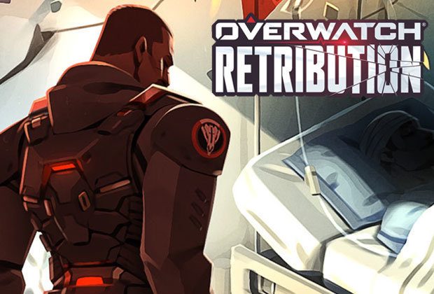 Overwatch Retribution: Forget skins, read the comic before new PS4, Xbox event start