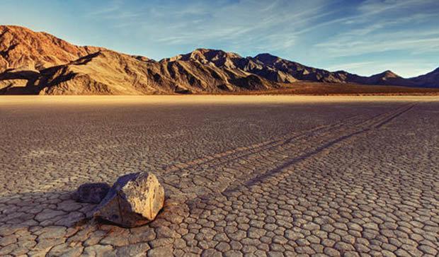 Death Valley on Google Maps