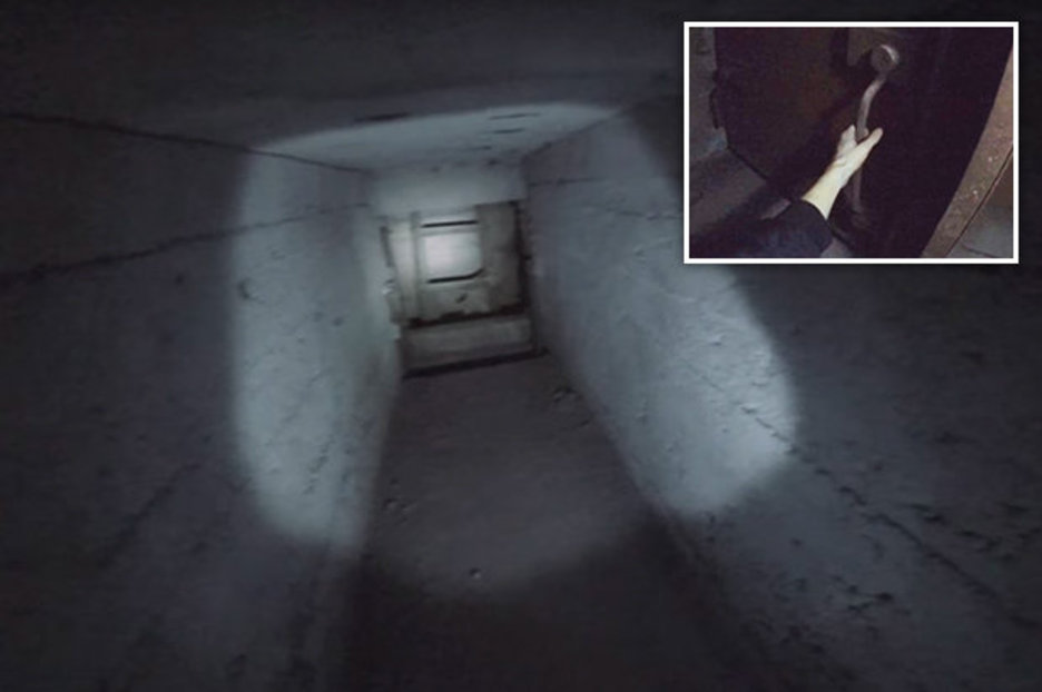 Creepy Secret Rooms Underground