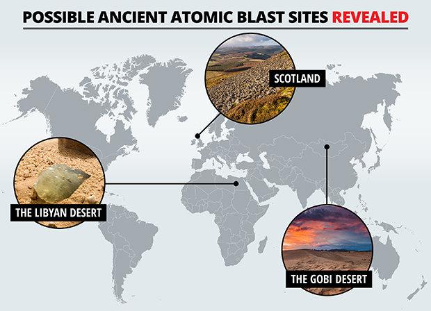 ANCIENT WARS MAP