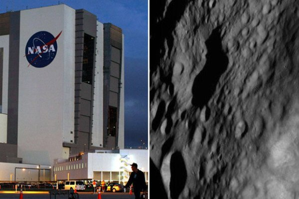 NASA alien discovery: US agency release photos of space ...