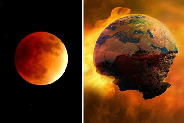Blood Moon prophecy: What is the Blood Moon prophecy? Why ...