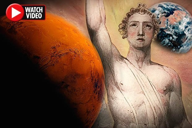 Bible news Did fallen angels come from MARS Daily Star