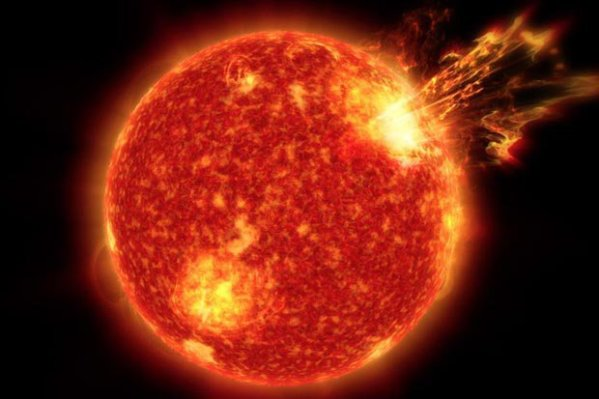 NASA detects 7 massive solar storms from Sun in 7 days