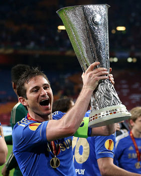 Image result for lampard europa league