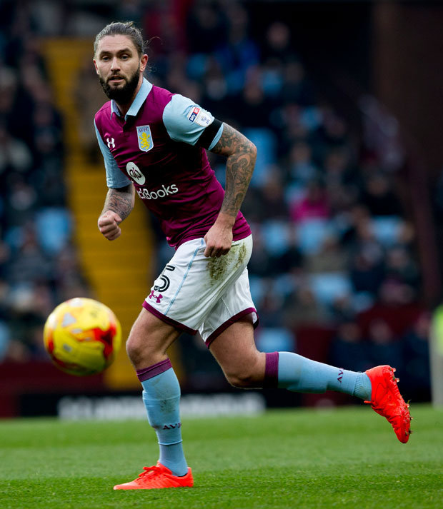 Image result for henri lansbury aston villa