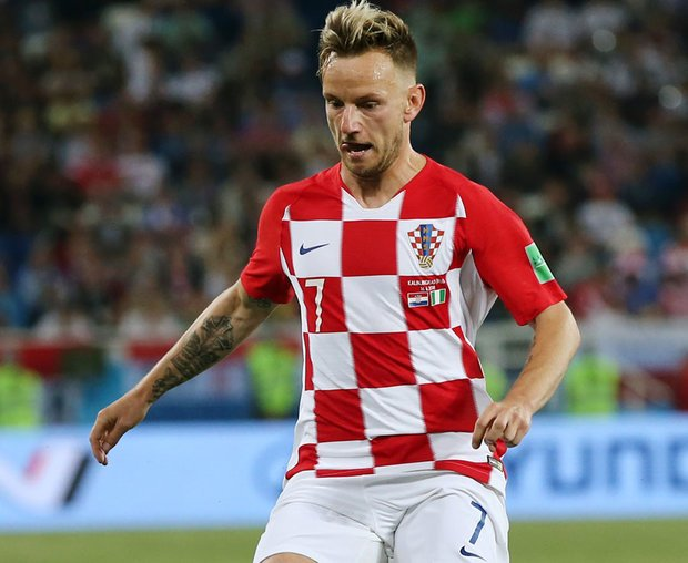 Ivan Rakitic was brilliant for Croatia at the World Cup