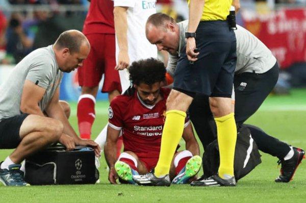Mohamed Salah injury: Egypt FA make HUGE announcement on ...