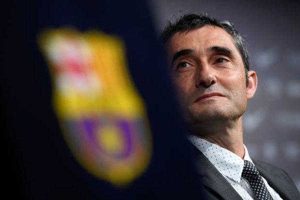 Barcelona news: Ernesto Valverde makes big announcement ...