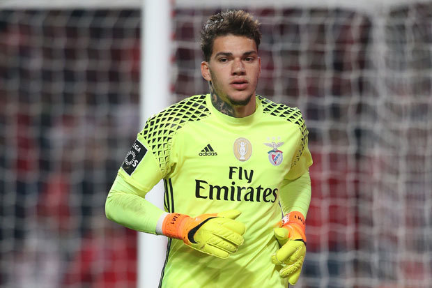 Image result for Ederson Moraes 2017
