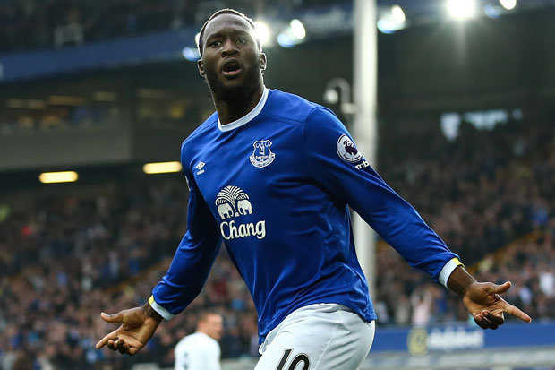 Image result for Romelu Lukaku 4-2 leicester